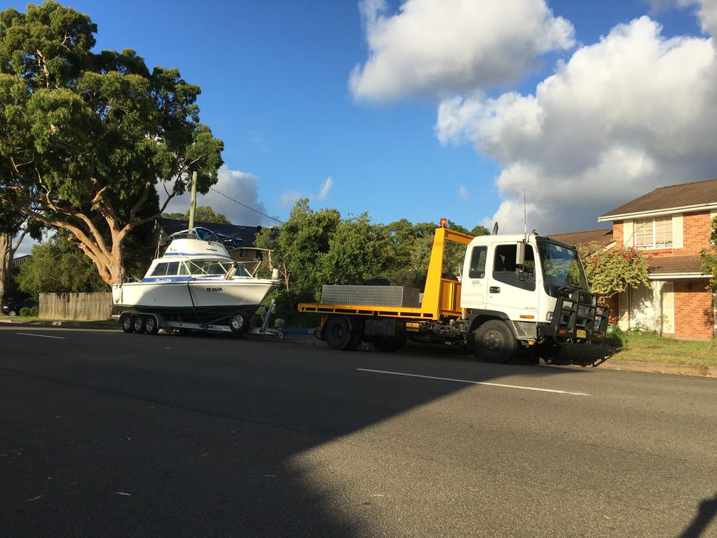 Boat Transport in Sydney