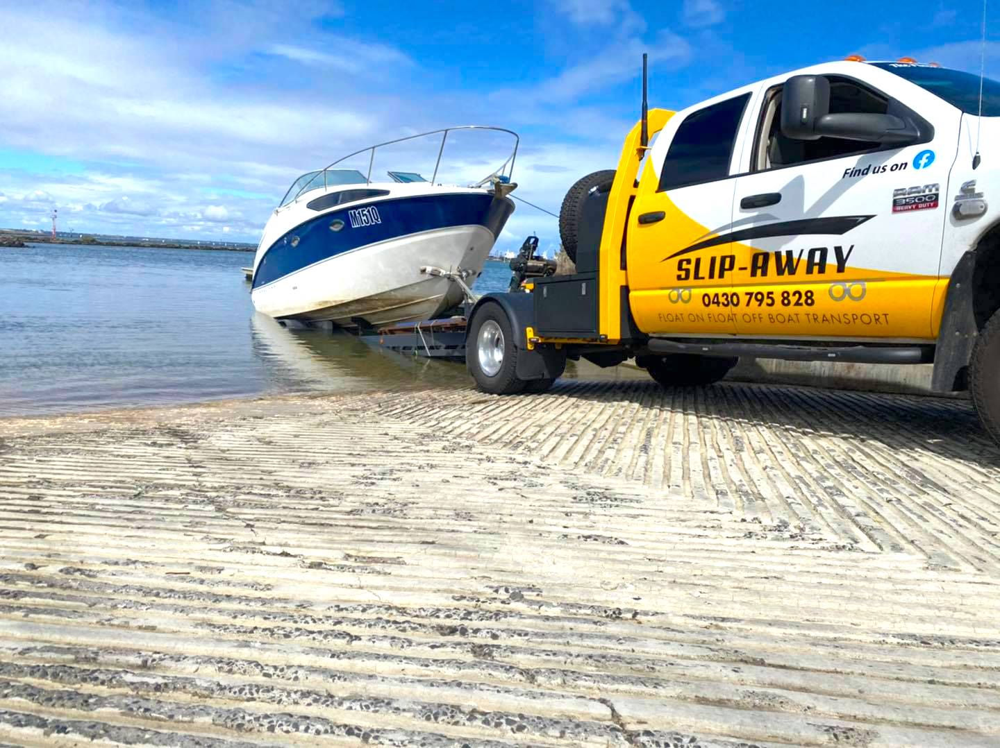 How To Transport A Boat To Or From Batemans Bay with Slip Away