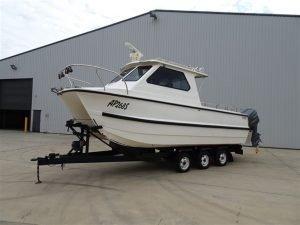 Greys Online Boat Auction Slip Away boat transportation quotations
